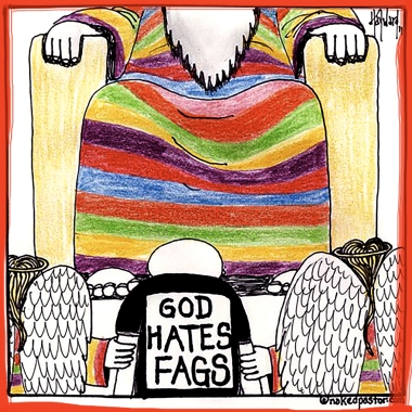 absolutt-np-god hates fags