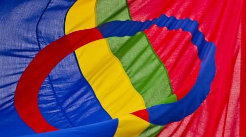 absolutt-samisk flagg