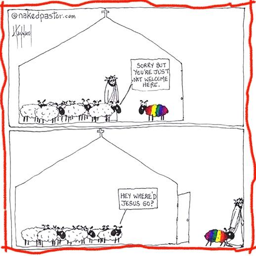 np-hvor gikk Jesus